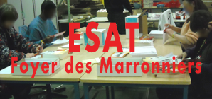 ESAT- Foyer des Marronniers